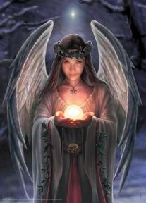 Пазл Adex Ангел рождества 1000 эл. w10020