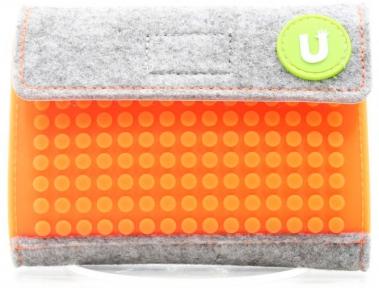 Кошелек Rainbow оранжевый, Upixel WY-B007E