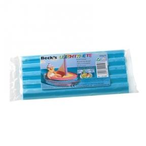 Пластилін плаваючий Becks Plastilin 200г синій B100436