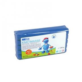 Пластилін класичний Becks Plastilin 250г темно-синій B100472