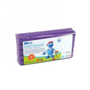 Пластилін класичний Becks Plastilin 250г фіолетовий B100473