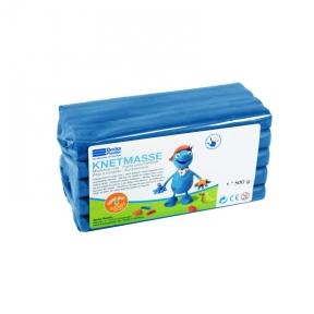 Пластилін класичний Becks Plastilin 500г темно-синій B100486