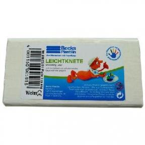 Пластилін плаваючий Becks Plastilin 65г білий B102370