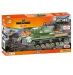 Конструктор COBI Word Of Tanks ИС-2, 560 дет