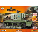 Конструктор COBI World Of Tanks КВ-2
