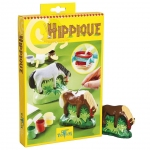 Фигурки из гипса Hippique, Creativity Large Totum 020764