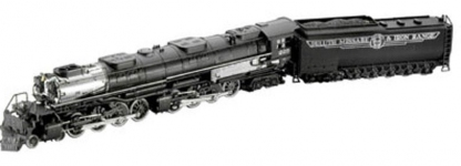 Локомотив (1941г., США) Big Boy Locomotive, 1:87 02165