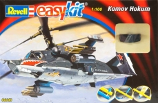 Вертолет Kamov Hokum - easy kit, 1:100, Revell 06648