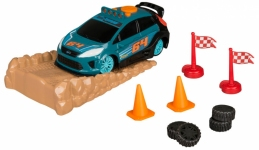 Игровой набор ралли Ford Fiesta (свет, звук), Road Rippers, Toy State 21202