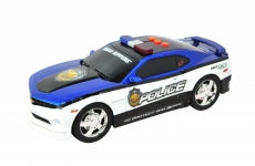 Игрушка Toy State Полицейская машина Chevy Camaro Protect & Serve со светом и звуком 27 см 34593