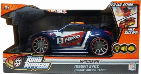 Машина Nissan 370Z (свет, звук) 26 см., Road Rippers, Toy State 40572
