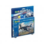 Model Set Самолет Vought F4U-1D CORSAIR; 1:72, Revell 63983