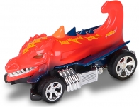Хищник-мобиль Dragon Blaster 13 см (свет, звук), Hot Wheels, Toy State 90571