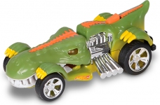 Хищник-мобиль Rextroyer 13 см (свет, звук), Hot Wheels, Toy State 90572