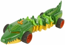 Машина-мутант Commander Croc 32 см (свет, звук), Hot Wheels, Toy State 90731