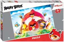 Пазл Angry Birds, 360 эл. Step Puzzle 96047