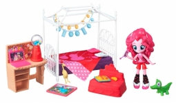 Пинки Пай Pajama Party с аксессуарами, Equestria Girls, My Little Pony, Pinkie Pie B8824-1