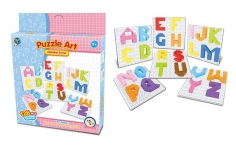 Пазл Same Toy Puzzle Art Alphabet series 126 ел. 5990-3Ut