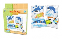 Пазл Same Toy Puzzle Art Ocean serias 136 ел. 5990-4Ut