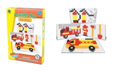 Пазл Same Toy Puzzle Art Fire serias 215 ел. 5991-3Ut