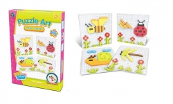 Пазл Same Toy Puzzle Art Insect serias 297 ел. 5992-1Ut