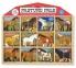 Игрушечная конюшня и фигурки лошадей 12 шт MD10592
