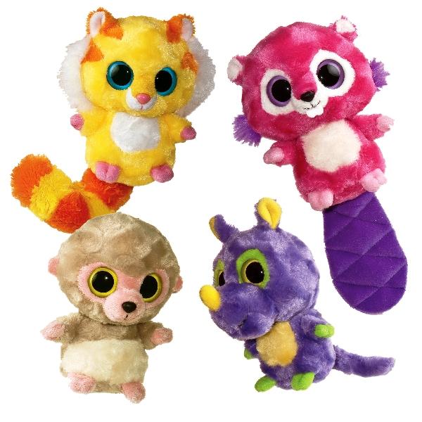 Мягкие игрушки Yoohoo